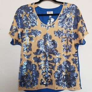 Neiman Marcus Target Tracy Reese Sequin Blouse